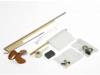 Zippkits Tugster Schlepper-Boot Lauf Hardware Kit