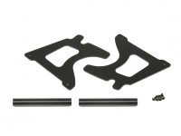Rahmen Plate & Gehäuse Welle - Super Reiter SR4 SR5 1/4 Skala Brushless RC Motorrad