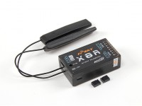 FrSky X8R 8 / 16Ch S.BUS ACCST Telemetry Receiver W / Smart-Port (2015 EU-Version)