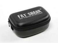 Fatshark Zipper Fall für Fatshark FPV Schutzbrillen mit Snap On Faceplate