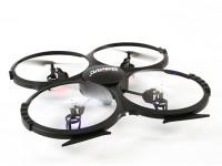 UDI-RC RU818A Quadcopter mit HD-Kamera