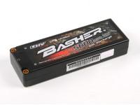 Basher 5600mAh 2S2P 60C Hardcase LiHV-Pack