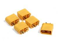 XT60U (XT60-Upgrade) männlich (5 Stück)