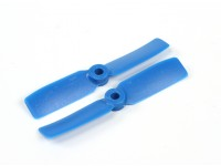 Hobbyking 3550 Bullnose PC Propellern (CW / CCW) Blau (1 Paar)