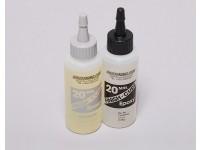 Fertig-Cure 20 Min Epoxy-Kleber 4,5 Unzen