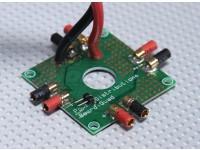 Hobby König Quadcopter Stromverteilungsplatine