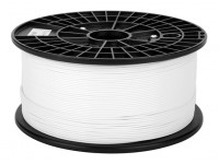 CoLiDo 3D-Drucker Flexible Filament 1.75mm PLA 1KG Spool (weiß)