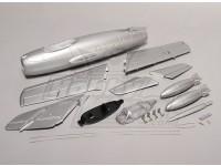 Mini Mig15 EDF Kampfjet (EPO) (Kit)
