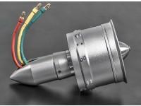 10 Blade-Legierung DPS 70mm EDF-Einheit - 4s 3000kv 1200watt