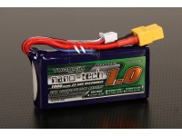 Turnigy Nano-Tech-1000mAh 3S 25 ~ 50C Lipo-Pack