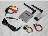 SkyZone 5.8Ghz 200MW FPV Wireless-AV-Tx & Rx Set