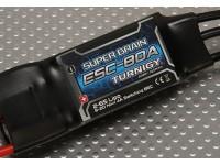 Turnigy Supergehirn 80A Brushless Regler