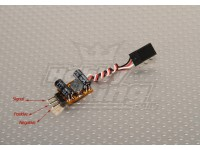 Turnigy Voltage Booster für Servo & Rx (1S 1A bis 5 V)