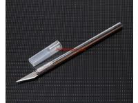 X-BLADE Präzisionsmesser mit austauschbarer SK-5-Klingen
