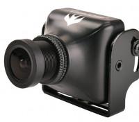 RunCam Swift 600TVL FPV Camera PAL (Black) IR Block (Top Plug)