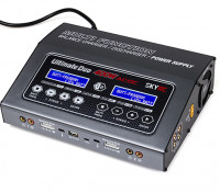 SKYRC Ultimate Duo 400W 20A AC/DC Balance Charger/Discharger/Power Supply (EU Plug)