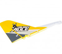 Avios BushMule - Vertical Tail w/Stickers (Yellow/Grey)