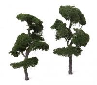 HobbyKing™ 140mm Scenic Wire Model Trees NW189-140 (2 pcs)