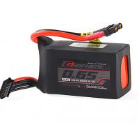Turnigy Graphene 650mAh 4S 65C Lipo Pack w/XT30