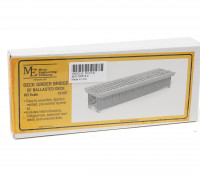Micro Engineering HO Scale 50ft Ballasted Deck Girder Bridge Kit (70-507)