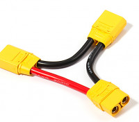 XT90 Batteriekabel 10 AWG für 2 Packs in Serie