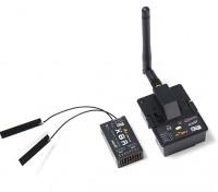 FrSky XJT 2.4Ghz Combo Pack für JR w / Telemetrie-Modul & X8R 8 / 16Ch S.BUS ACCST Telemetrie-Empfänger