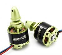 Turnigy Multistar 2312-460Kv HV 12 Pole Multi-Rotor Kundschafterschulterstücke Set CW / CCW (2)
