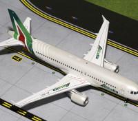 Gemini Jets Alitalia Airbus A320-200 EI-DSY 1:200 Diecast Model G2AZA468