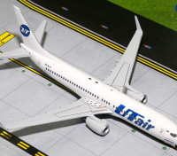 Gemini Jets UTair Aviation Boeing B737-800W VQ-BJJ 1:200 Diecast Model G2UTA618