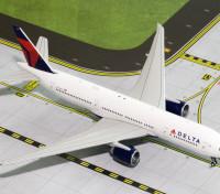 Gemini Jets Delta Air Lines Boeing 777-200LR N706DN 1:400 Diecast Model GJDAL1453