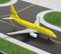 Gemini Jets Hapag Lloyd Express Airlines Boeing 737-700 D-AGEP, Diecast Model GJHLF361