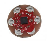 Lilypad Tragbarer ADXL335 3-Achsen-Beschleunigung-Sensor-Modul