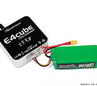 eCube E4 mit EU-Stecker