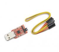 Micro SATA-Kabel - USB 2.0 zu TTL UART 6PIN Modul-Serienkonverter CP2102
