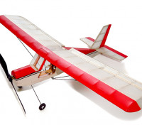 Aeromax Micro Indoor Balsa Flugzeug 400mm Kit w / Motor