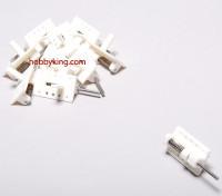 Canopy-Verschluss 30x8mm (10pcs / bag)