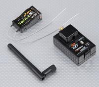 FrSky FF-1 2,4 GHz Combo Pack für Futaba w / Module & RX