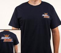Hobby-König T-Shirt Marineblau (XXX-Large)