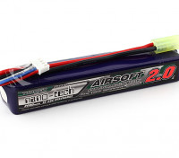 Turnigy Nano-Tech-2000mAh 3S 15 ~ 25C Lipo AIRSOFT-Pack