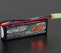 Turnigy Nano-Tech-1800mAh 3S 25 ~ 50C Lipo AIRSOFT-Pack