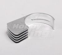 35mm Aluminium-Seitenmontage Kühlkörper (für 540.550.560 Motor) (Small)