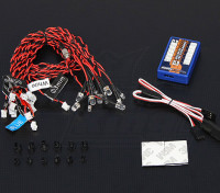 Hobbyking Skala-Auto-LED Light System Erweiterte