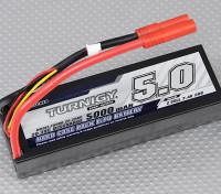 Turnigy 5000mAh 2S1P 20C Hardcase Pack (ROAR approved) (DE Warehouse)