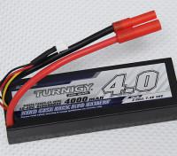 Turnigy 4000mAh 2S 30C Hardcase Pack (ROAR approved) (DE Warehouse)