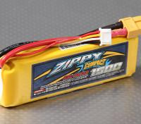 ZIPPY Compact 1500mAh 3S 25C Lipo-Pack