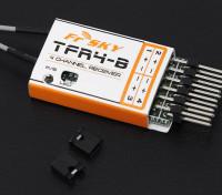 FrSky TFR4B 2.4Ghz 4CH Oberfläche / Luft-Empfänger FASST Kompatibel