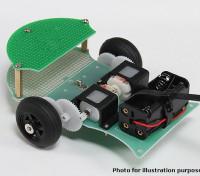 Einfach erweiterbar Roboter Chassis (KIT)