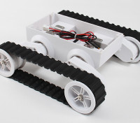 Rover 5 Raupen Roboter Chassis