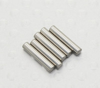 2mm x 10mm Stahl Pin Turnigy TD10 4WD Tourenwagen-PN 2010 (6pc)