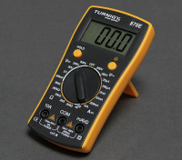 Turnigy 870E Digital-Multimeter w / Beleuchtetes Display